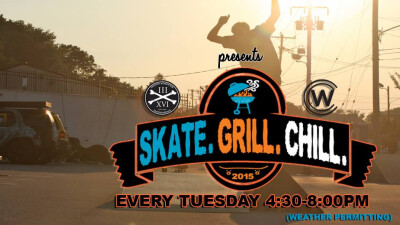 Skate, Gill and Chill