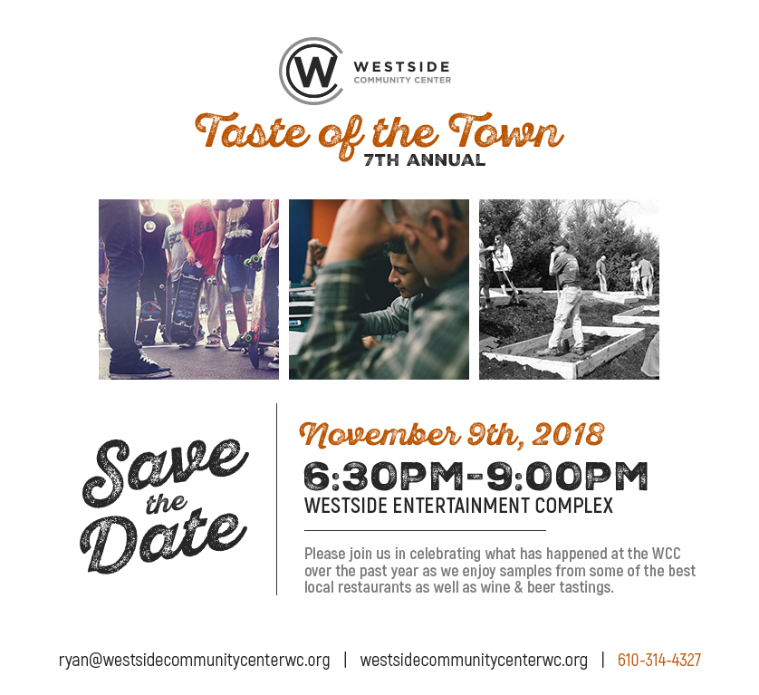 7th Annual Taste of the Town Fundraiser
